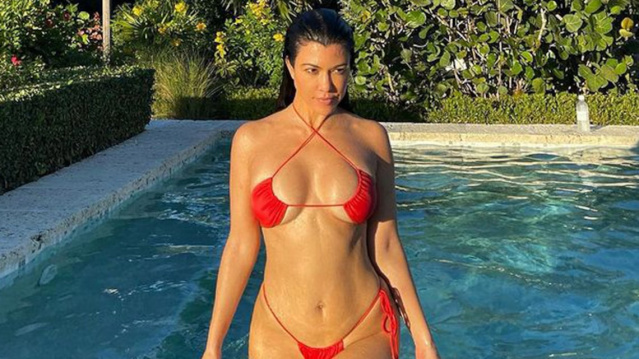 From Christina Aguilera to the entire Kardashian-Jenner family, check out some of the hottest bikini shots of the year (so far) -- including one of Khloe Kardashian that just sparked some SERIOUS engagement talk.
