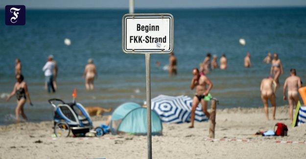 Finland Nude Beach