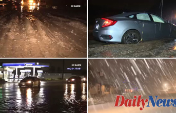 Los Angeles-area rainstorm Contributes to dozens of Automobile crashes, Flood and mudslides