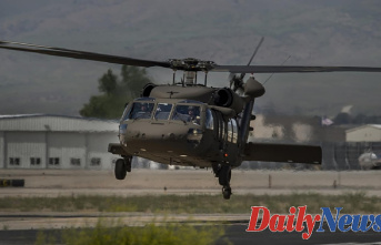 Idaho National Guard identifies 3 pilots killed in Black Hawk helicopter Accident