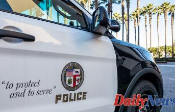 Los Angeles police shoot, kill Motorist wearing body armor who slammed patrol car, Faced Officials