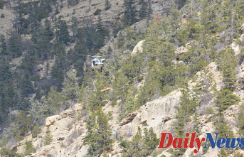 New York hiker, 24, killed after falling from 80-foot cliff in Utah, sheriff says