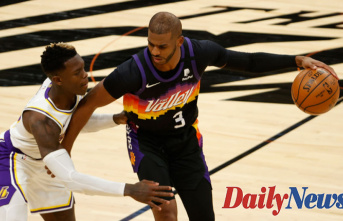 Lakers writers Split down Game Two of Suns vs Lakers