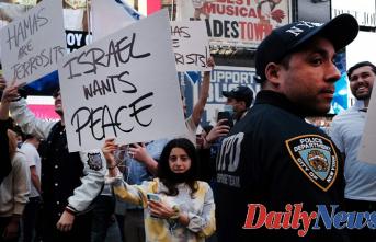 US seeing wave of'textbook anti-Semitism' amid Israel-Gaza tensions