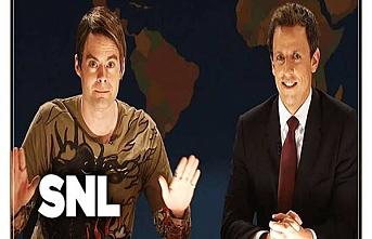 What is the joke in 'Sidney Applebaum' on SNL?