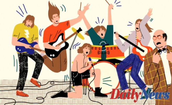 Experiencing Live Music :  How to Have the Most Incredible Experience