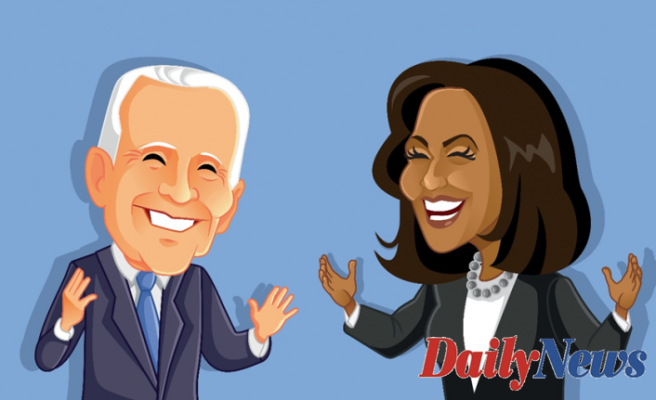 Do Biden and Harris have the potential to bring down Trump?