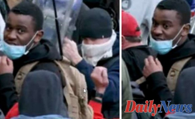 Capitol rioter accused of striking police with baseball bat ordered held pending trial