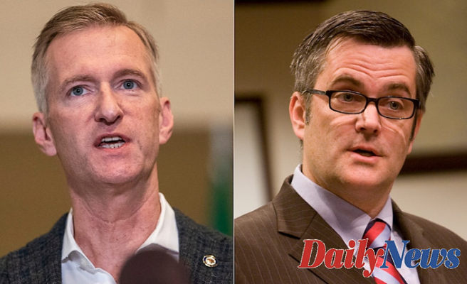 Disgraced ex-Portland mayor who lied about relationship with Adolescent boy is Coming to Town hall