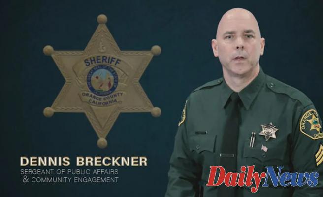 California deputies Take and kill homeless man accused of Accomplishing officer's gun, Movie Reveals
