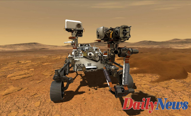 NASA's Perseverance rover Planning to land on Mars