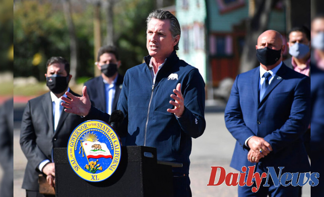 Remember Newsom campaign reaches Sufficient signatures to Possibly trigger Particular election