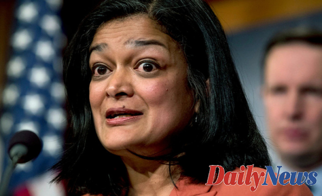 Rep. Jayapal's tweet about Depositing $50G in student loans does Not go Just as planned