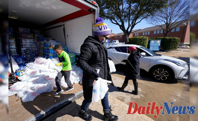 Texas facing water Emergency, temperatures to climb after storms, deadly deep freeze