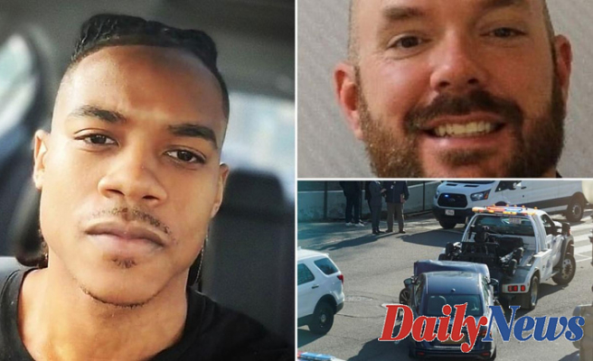 Capitol automobile crash suspect Named Farrakhan'Jesus, the Messiah' in recent Facebook articles