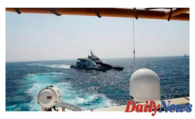 Explosive-laden'drone' Vessel Goals Saudi port of Yanbu