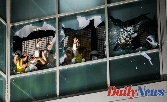 Inmates Point uprising in St. Louis jail dogged by unrest