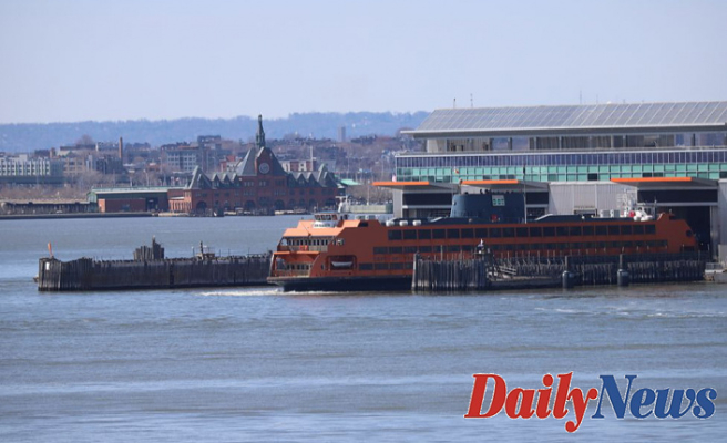 Man dies after Leaping from Staten Island Ferry