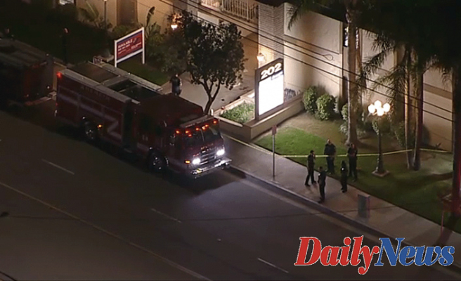 Orange, California, shooting leaves 4 dead, Two wounded at business Complicated; suspect in custody: report
