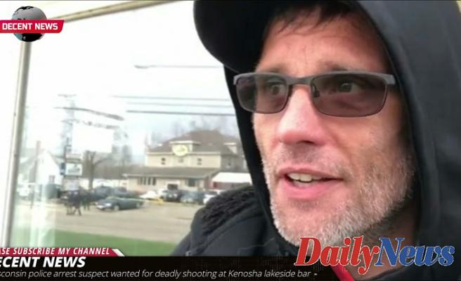 Wisconsin police Detain suspect Needed for deadly shooting Kenosha lakeside bar