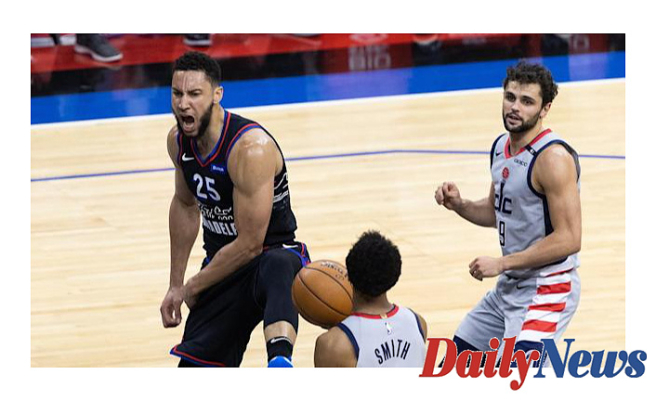 3 observations Later Sixers' Enormous 3 Guide the way in blowout Game 2 win