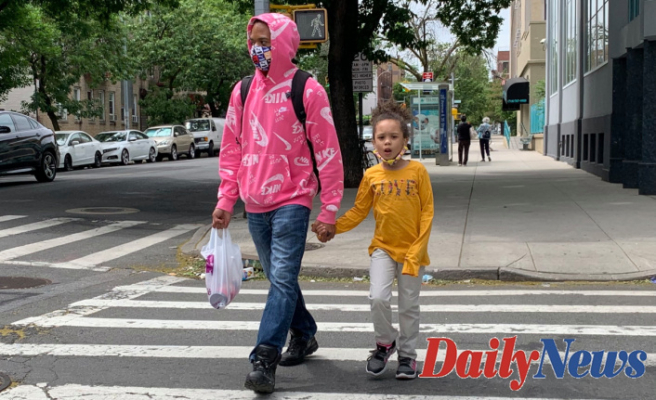 Parents with divided opinions after announcement that there will be no option of virtual classes in September in NYC schools