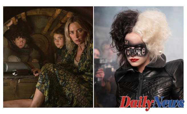 'A Quiet Place Part II' Screaming To $57M+; 'Cruella' Set To Dazzle $27M+: The Box Office Is Back