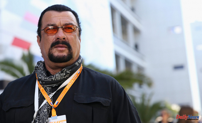 Actor and Putin Enthusiast Steven Seagal Joins Pro-Kremlin Political Party
