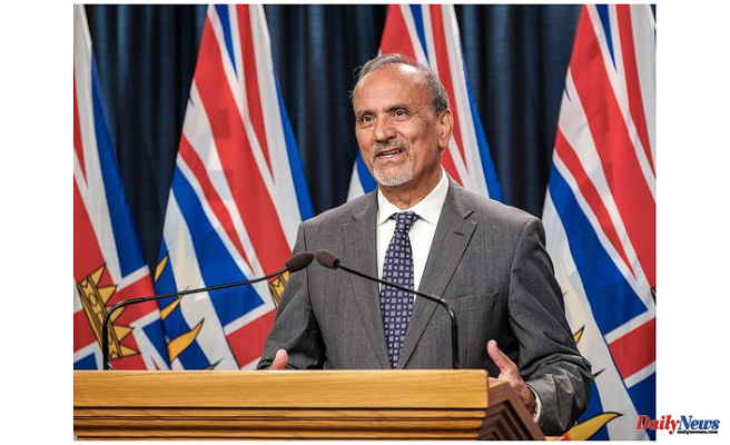 B.C.'s minimum wage Rises to $15.20 an hour June 1