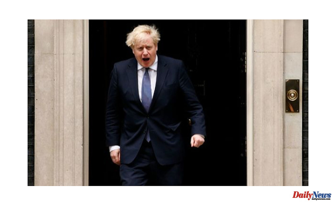 Boris Johnson to tempt Justin Trudeau Using British cheese to Fasten Canada trade deal