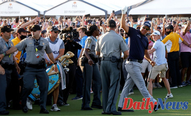 Can Phil Mickelson win more and other Large lessons learned in the PGA Championship