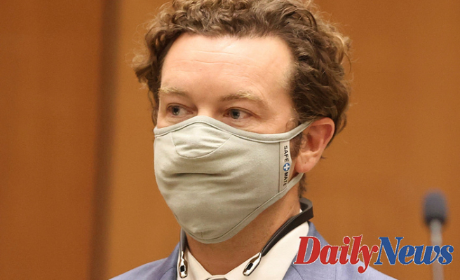 Danny Masterson accuser details alleged rape, says he Struck her when she fought back