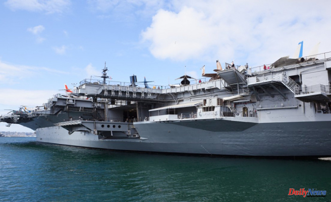 Honor the Fallen With USS Midway Museum's Virtual, In-Person Remembrance Wall