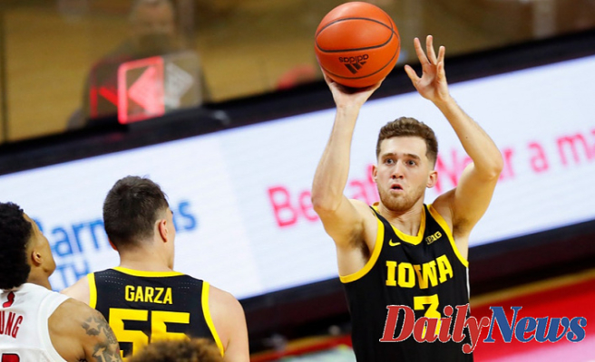 Iowa's Jordan Bohannon recovering after suffering Severe head Trauma in alleged Attack, school says