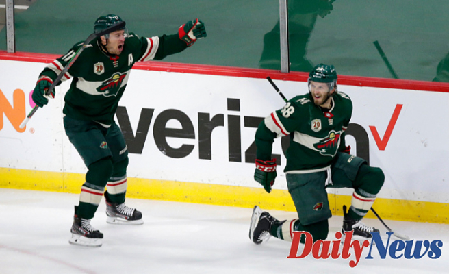 John Shipley: Zach Parise giving Wild more to think about
