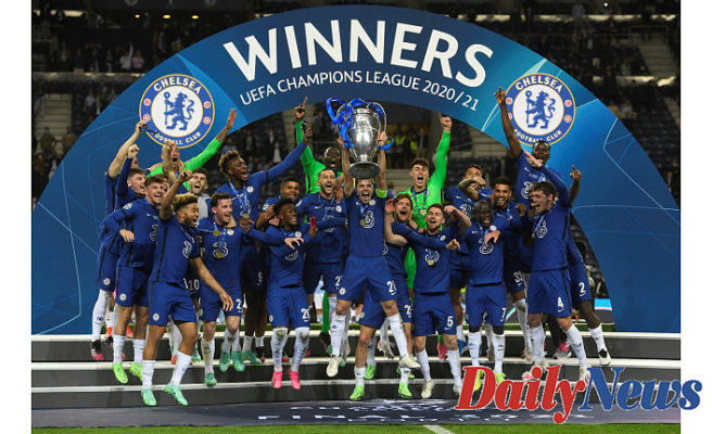 Kai Havertz fires Chelsea to Champions League glory against Manchester City