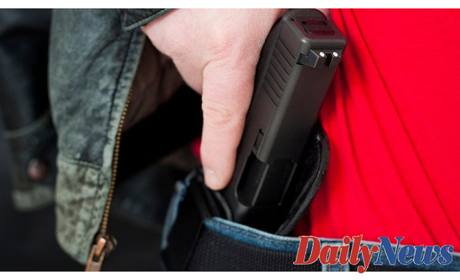 Louisiana no-permit gun bill advances