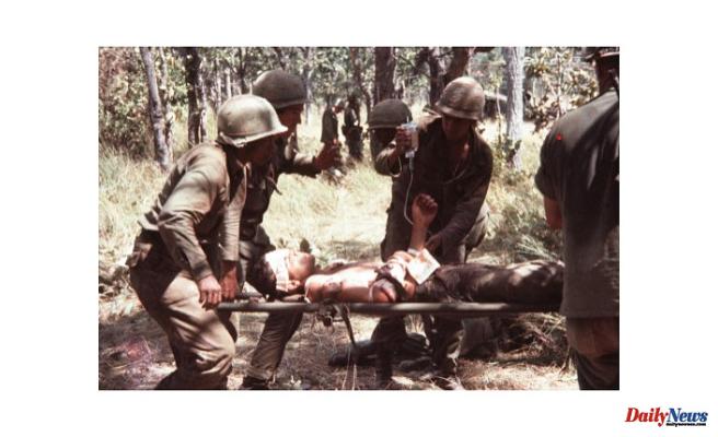 Memorial Day memories: The Guts of war correspondents