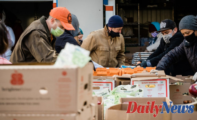 NY nonprofit combats food insecurity, Targets Households ineligible for unemployment
