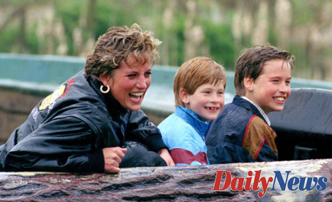 Prince Harry turned into Alcohol, Drugs to Deal with Princess Diana's death:'I Had Been Attempting to Hide something'