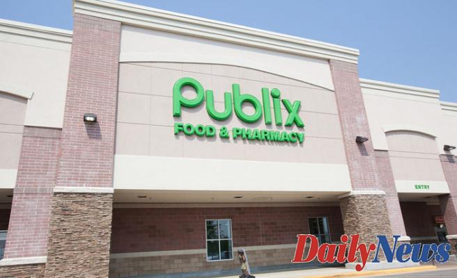 Publix brings free cookies for Children