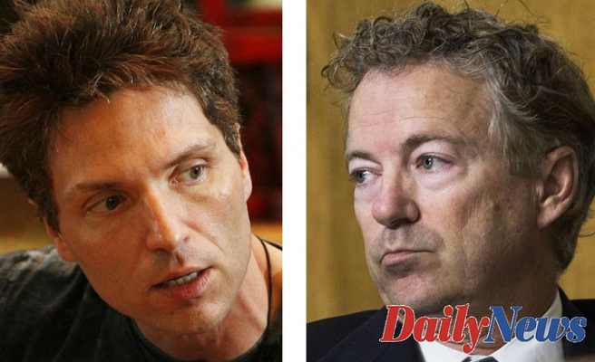 Rand Paul obtained a suspicious package at home. He blames a pop singer that he asserts'called for violence.'''