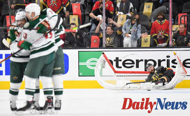 Recap: Playoff run alive as Wild hang on to Conquer Golden Knights