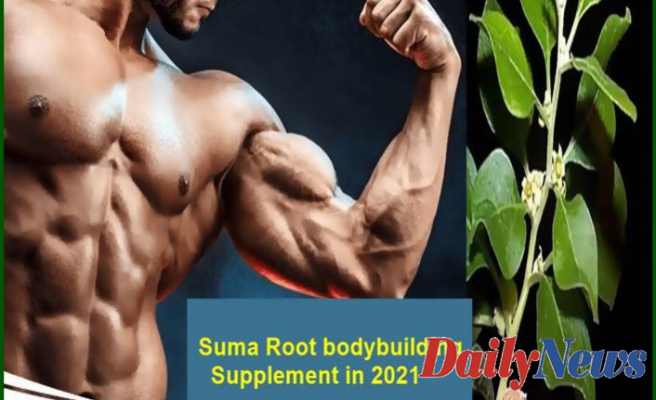 Suma Root bodybuilding Supplement – For Body-Building Support