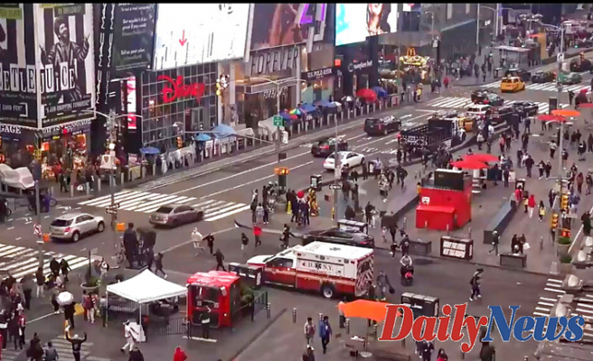 Times Square shooting Man of interest Recognized, Authorities State That He Planned to Take His Own brother: report