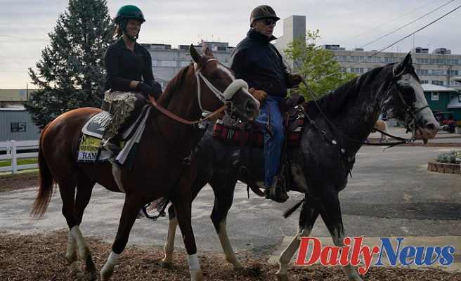 Trainer D. Wayne Lukas defends Bob Baffert amid Derby controversy:'He obviously is innocent'