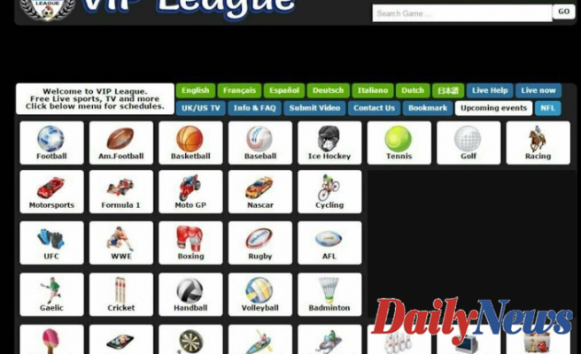 VIPLeague Review, Proxy Sites, and Alternatives To Watch Sports Livestream