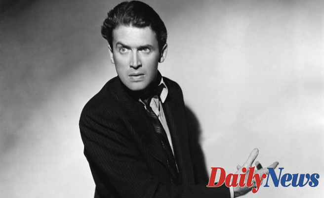 """When """"idealist"""" James Stewart spied on Hollywood for the FBI"""