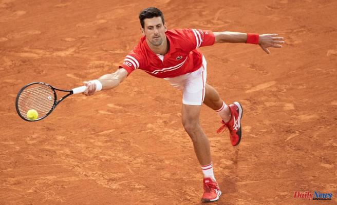 2021 French Open men's final: Novak Djokovic vs. Stefanos Tsitsipas live updates, highlights and score