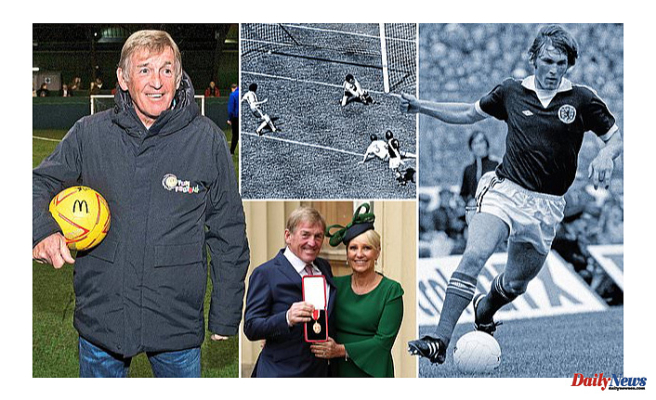 'After my initial win against England I got ENGAGED!' : Scotland legend Sir Kenny Dalglish goes down Memory Lane and finds tales of women, goals and glory before the country's Most Recent tussle with their fierce rivals